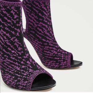 Zara Caged Sandal